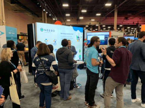 Tableau Conference - group