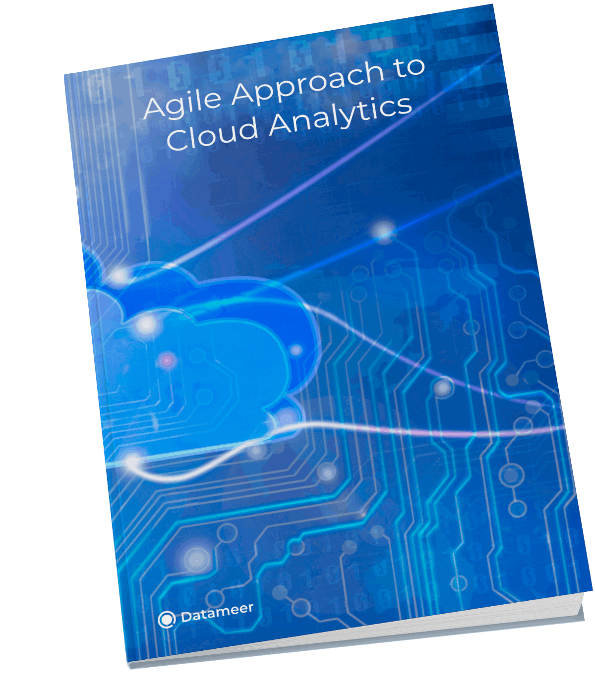 Agile Approach to Cloud Analytics ebook cover