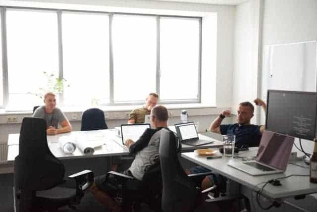 Halle Office 2