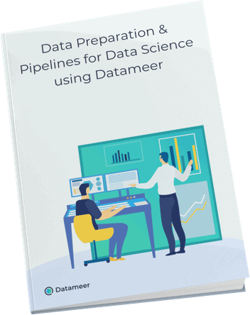 Data Preparation & Pipelines for Data Science using Datameer book cover