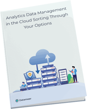 Analytics Data Management in the Cloud book cover