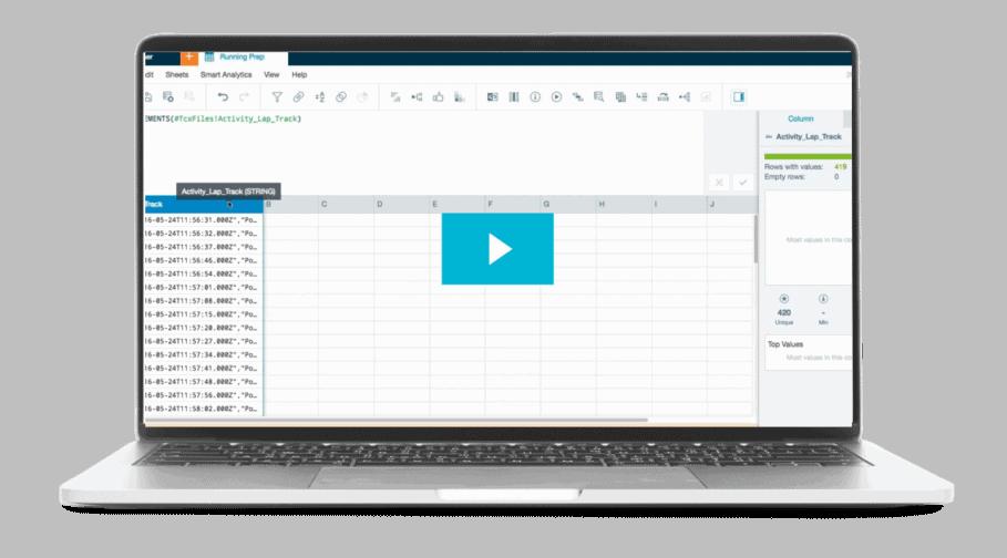 Integrating and preparing complex data