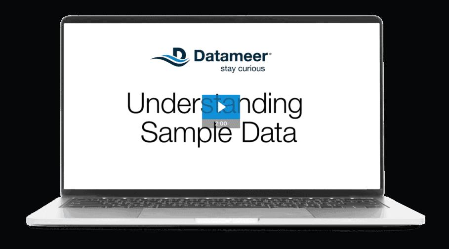 Understanding Sample Data