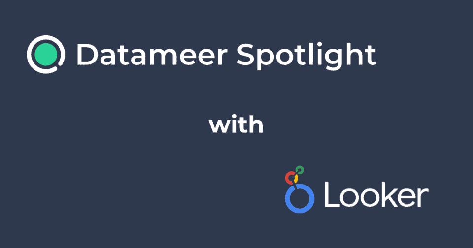 Datameer Spotlight WITH Looker