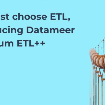 Why just choose ETL, introducing Datameer Spectrum ETL++