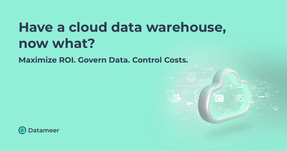 Have a Cloud Data Featured