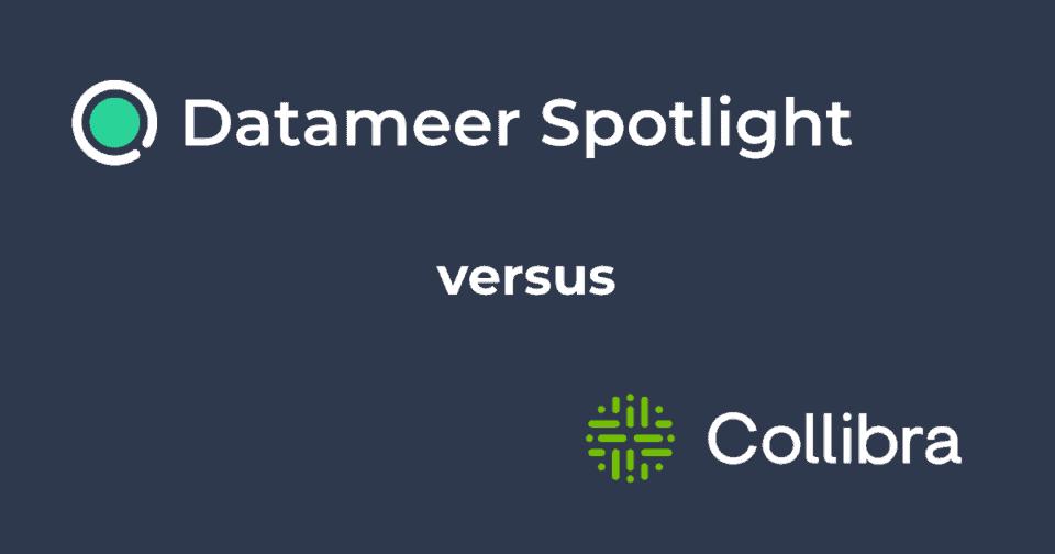 Datameer Spotlight & Collibra