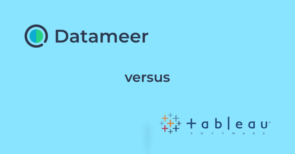 Datameer versus Tableau_Prep