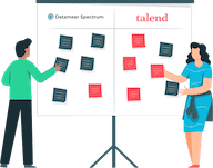 comparing spectrum and talend