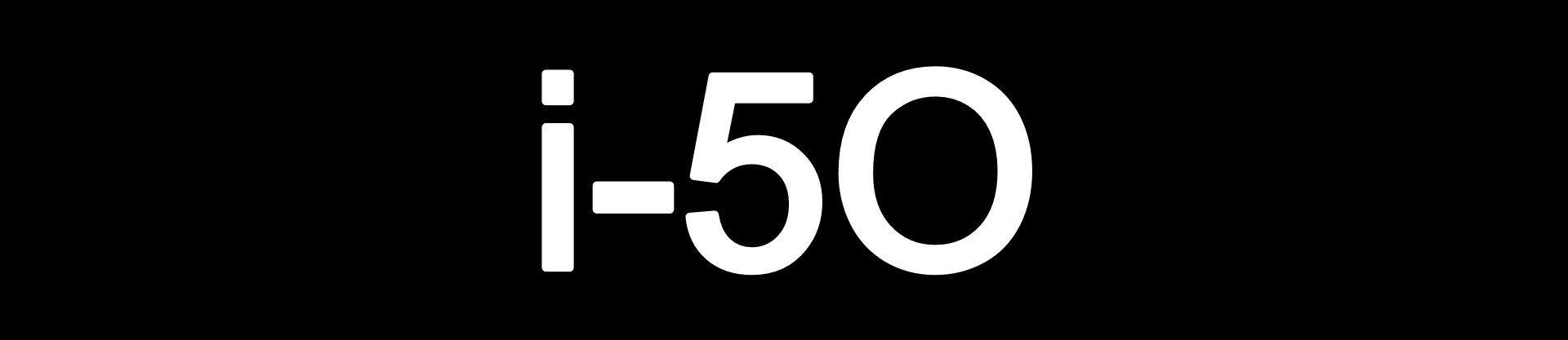 i-5O logo