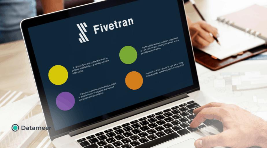 Top 5 Fivetran competitors